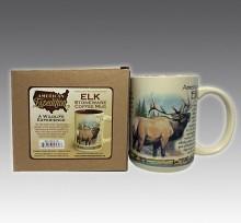 Кружка керамическая American Elk (American Expedition)