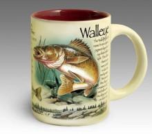 Кружка керамическая Walleye (American Expedition)