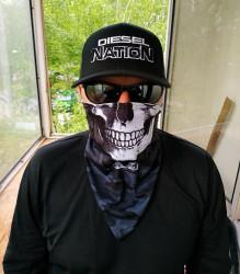 Бейсболка Diesel Nation Southern Stealth
