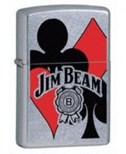 Зажигалка Zippo 24054 Jim Beam Cards