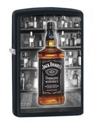 Зажигалка Zippo 6605 Jack Daniels Old No 7 Bottle