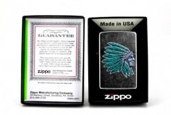 Зажигалка Zippo 76515 Indian Head