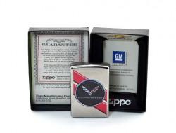 Зажигалка Zippo 8888 Chevy Corvette Logo