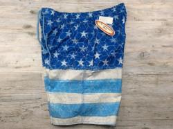 Мужские пляжные Плавки шорты (Board Shorts) Stars and Stripes