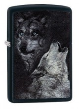 Зажигалка Zippo 218 Wolves