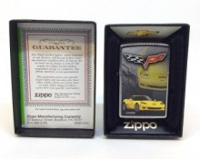 Зажигалка Zippo 4538 Chevy Corvette