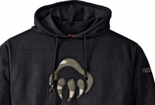 Толстовка Wolverine Mens Camo Claw