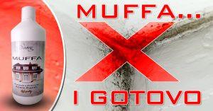 Sredstvo protiv buđi MUFFA