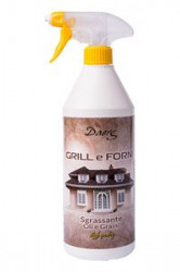 Tečnost za čišćenje roštilja GRILL E FORNI