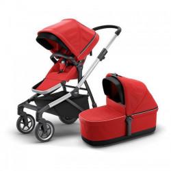 Thule kolica za decu Sleek crvena 11000009