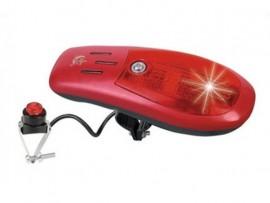 Alarma bicicleta cu lumina si 8 melodii