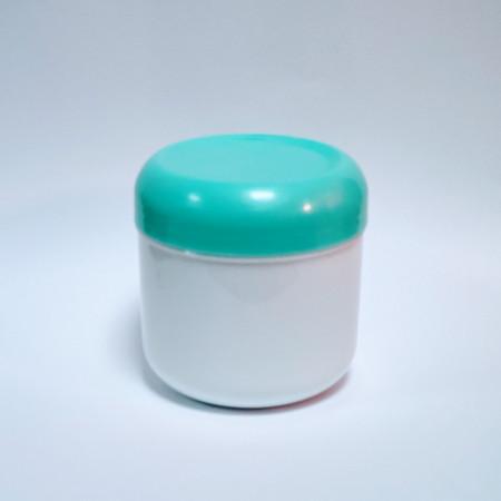 Cutie cosmetica lucioasa cu opercul 100 ml