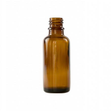 Flacon de sticla, GL18, 30ml