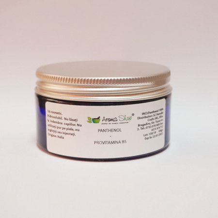 Panthenol pur Provitamina B5 100gr
