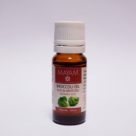 Ulei de Broccoli BIO*, virgin 10 ml