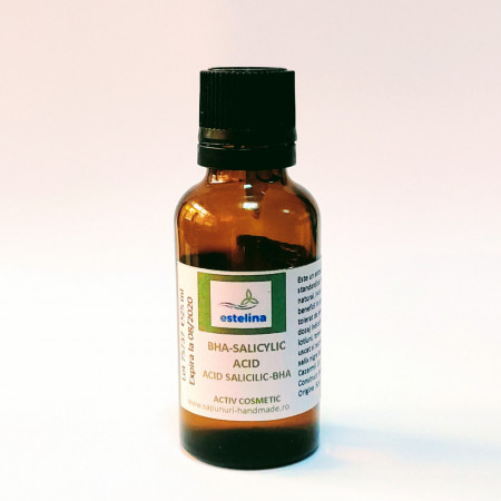 ACID SALICILIC BHA NATURAL 25 ml
