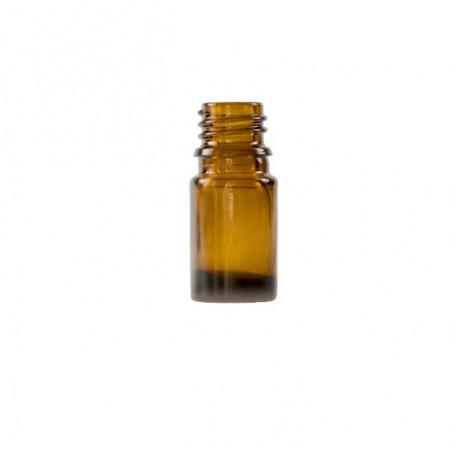 Flacon de sticla, GL18, 5ml