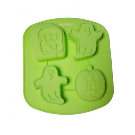 Forma de silicon Halloween -4 bucati