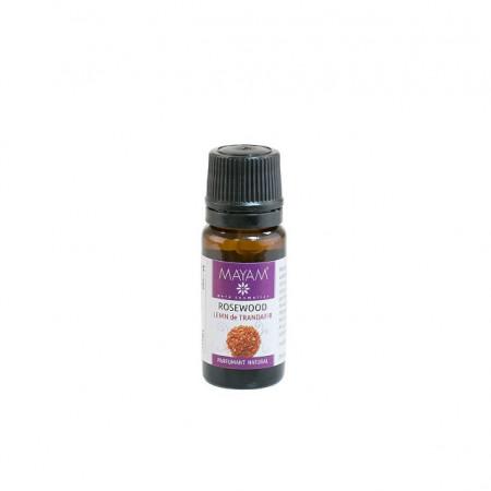 Parfumant natural Lemn de trandafir 10 ML