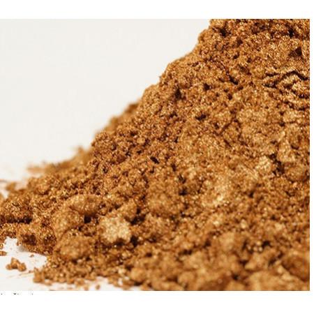 Pigment mineral perlat maro deschis 10 gr