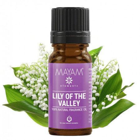 Parfumant natural Lily of the Valley 10 ml