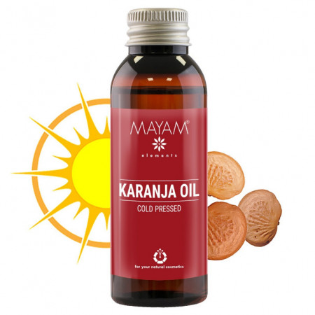 Ulei de Karanja 50 ml