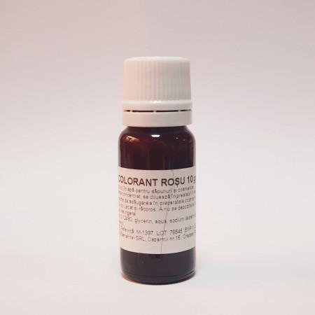 Colorant Rosu 10 gr
