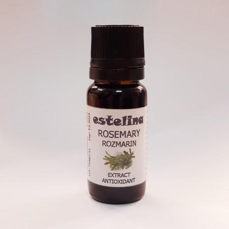 Extract antioxidant de Rozmarin CO₂ 10 ml