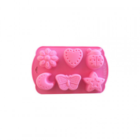 Forma de sapun Mini, 6 cavitati