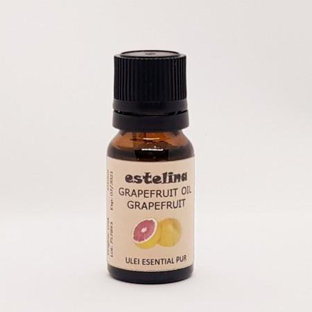 Grapefruit, ulei esențial pur (citrus paradisi) 10ml
