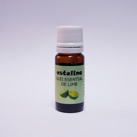LAMAIE VERDE, ULEI ESENTIAL PUR (CITRUS AURANTIFOLIA) 10 ml