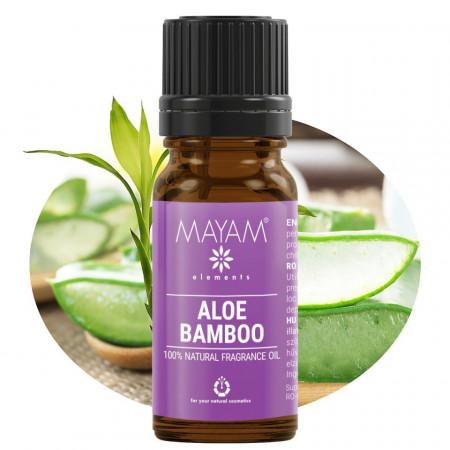 Parfumant natural Aloe Bambus 10 ml