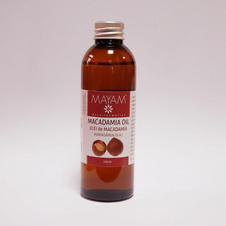 Ulei de Macadamia, virgin 100 ml