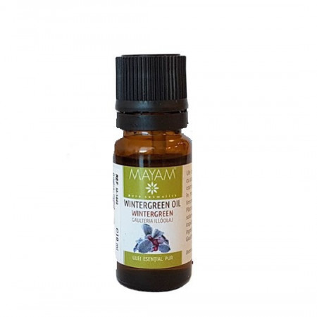ULEI ESENTIAL DE WINTERGREEN 10 ml