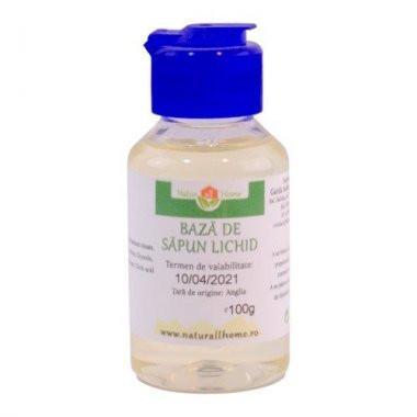 Baza de sapun lichid natural 100gr