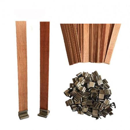 Fitil din lemn 130x13mm (Wood Wick)