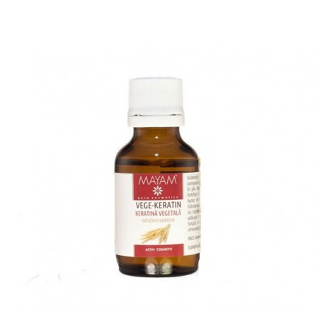 Keratina vegetala 100 ml