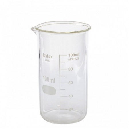Pahar Berzelius înalt 100 ml