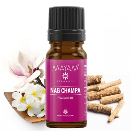 Parfumant Nag Champa 10 ml