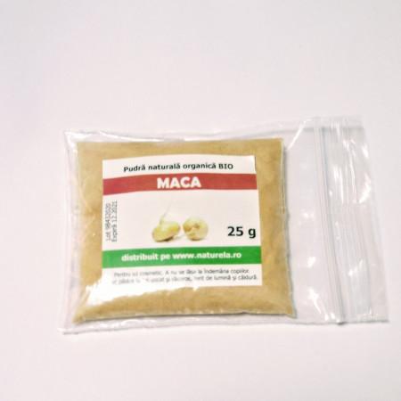 Pudra de Maca Bio 25 gr