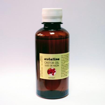 Ulei de Ricin, rafinat 180 gr