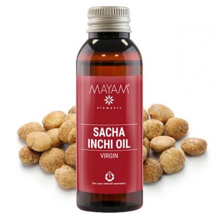 Ulei de Sacha Inci virgin 50 ml