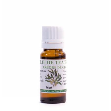 Ulei de Tea Tree Arbore de Ceai Australian 100% pur 100 ml