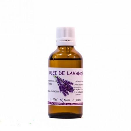 Ulei esential 100% de Lavanda 50 ml