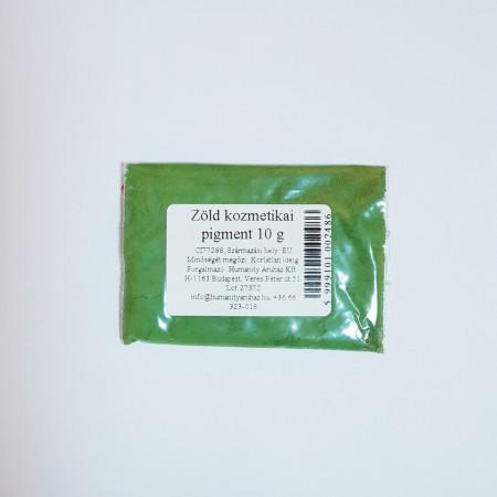 Pigment cosmetic verde 10 gr