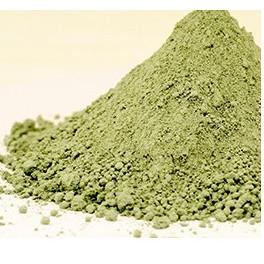 Pigment mineral verde de puritate ridicata 5 gr