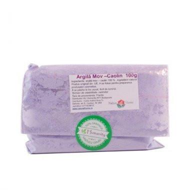 Argila Mov Caolin  Illite 100 g