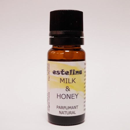 PARFUMANT NATURAL MILK & HONEY 10 ml