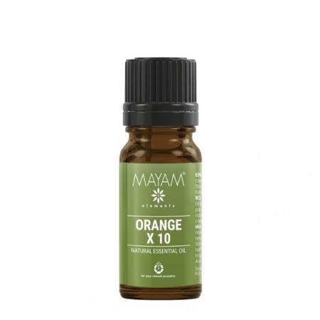 ULEI ESENTIAL DE PORTOCALE X10 (concentrat) 10 ml