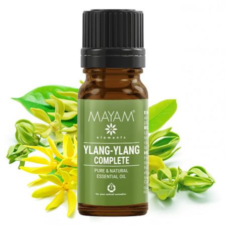 Ulei esential de Ylang-Ylang complet 10 ml